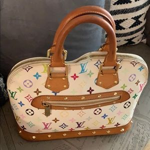 ❤️😍 LOUIS VUITTON MM ALMA MULTI COLOR 🔥